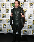 stephen amell arrow comic con 2015