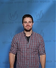 Stephen Amell Wizard World Comic Con