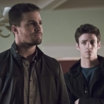 Arrow Stephen Amell Legends of Yesterday