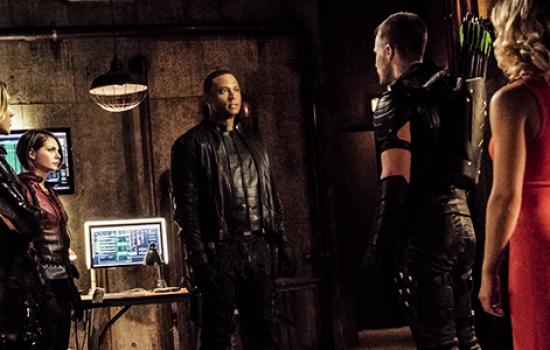 Photos: 4×01 – 'Green Arrow' Episode Stills