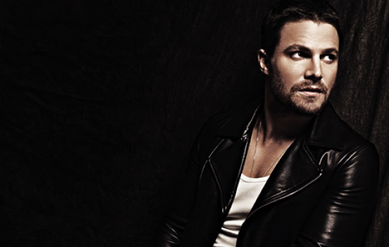 Stephen Amell talks Arrow romance, and his big Hollywood break