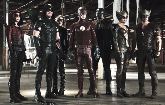 Synopsis: Arrow – 4×08 'Legends of Yesterday'