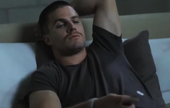 Screencaps & Video: 'Stay With Me' Short starring Stephen Amell