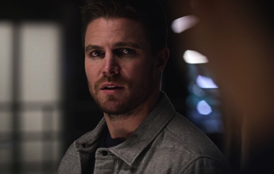 Screencaps: Arrow 4×13 – 'Sins of the Father'