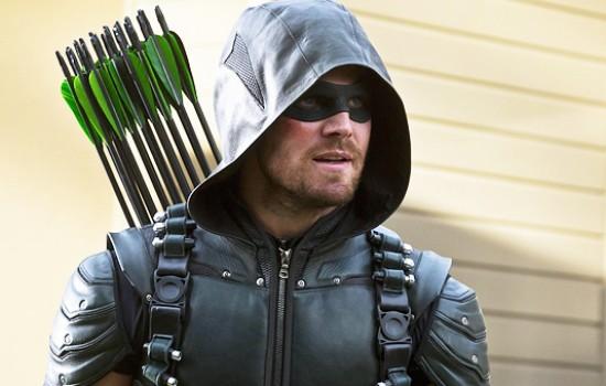 Stills & Screencaps: Arrow 4×22 'Lost in the Flood'