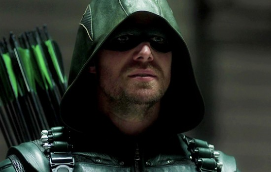 'Arrow' 5×05 'Human Target' Stills & Screencaps