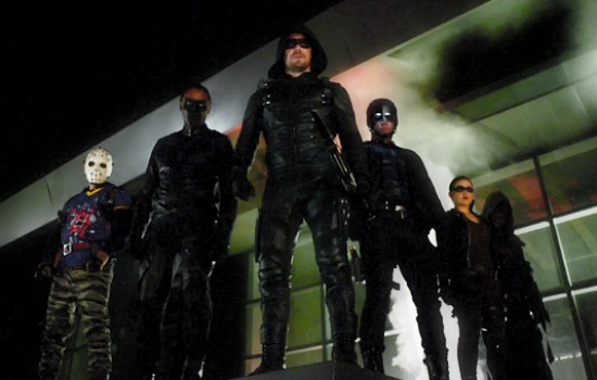 'Arrow' 5×06 'So It Begins' Stills & Screencaps