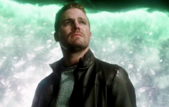'Arrow' 5×08 'Invasion!' Stills & Screencaps