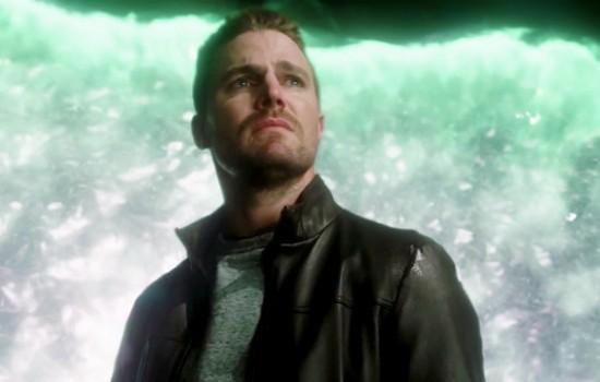 'Arrow' 5×08 'Invasion!' Stills & Screencaps