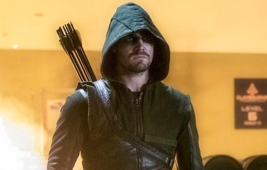 'Arrow' 5×09 'What We Leave Behind' Stills & Screencaps