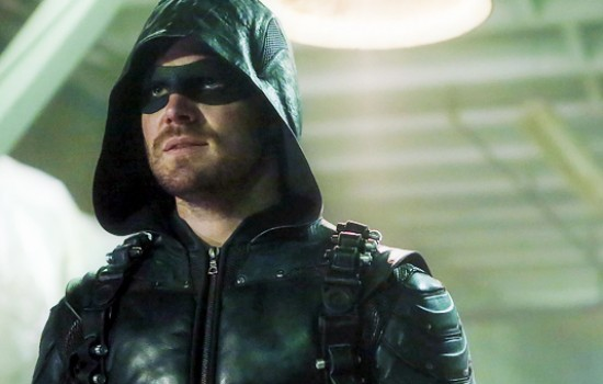 'Arrow' 5×10 'Who Are You?' Stills & Screencaps