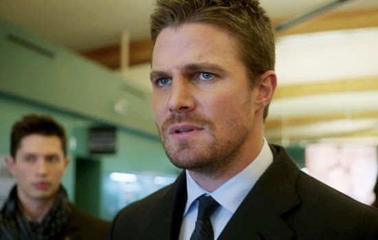 'Arrow' 5×12 'Bratva' Stills & Screencaps