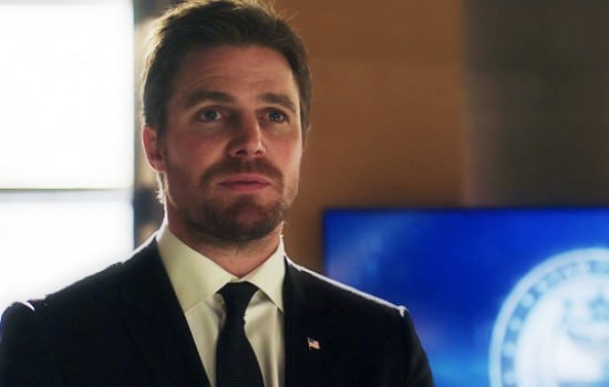 'Arrow' 5×18 'Disbanded' Stills & Screencaps