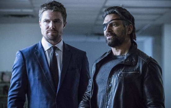 Arrow: 6×05 – Deathstroke Returns | Promo, Stills & Press Release