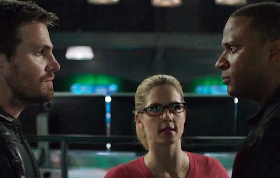 Arrow: 6×17 'Brothers in Arms' Video Promo