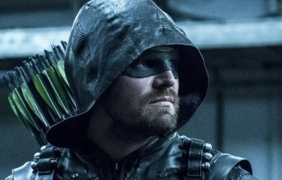 Arrow: 6×16 'The Thanatos Guild' Episode Stills