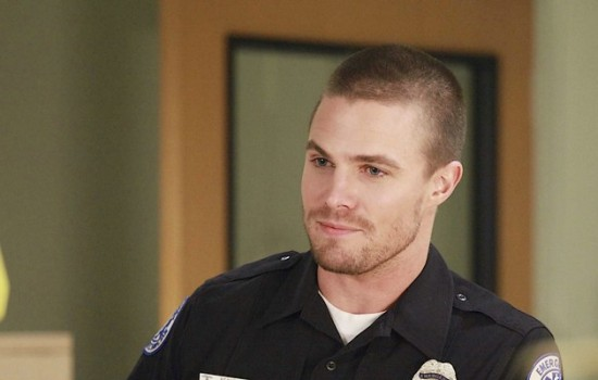(Screencaps) Stephen Amell on Private Practice
