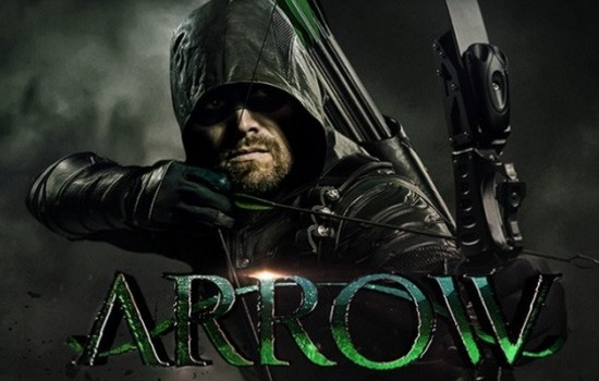 Arrow: 7×03 'Crossing Lines' Title