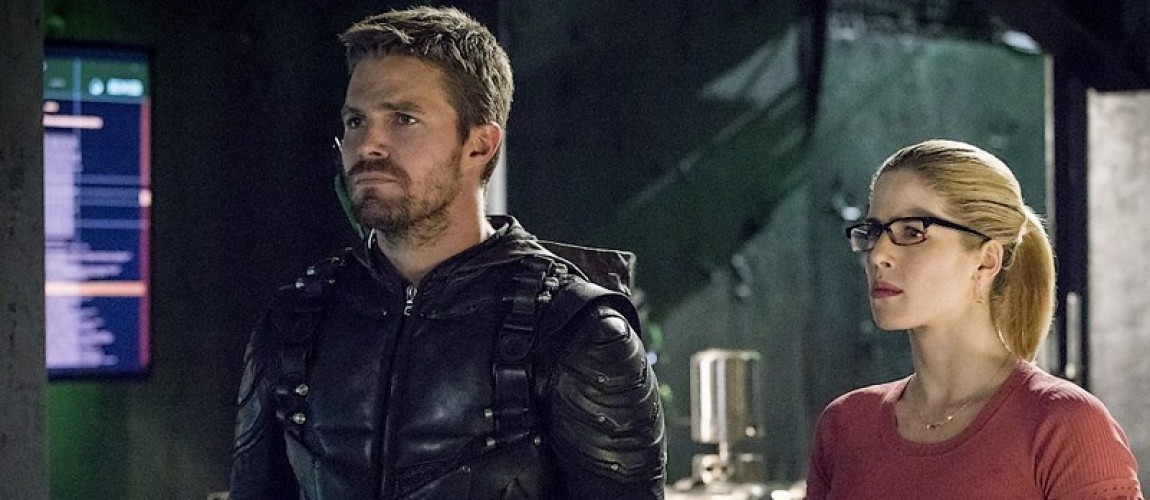 Arrow: 6×17 'Brothers in Arms' Episode Stills