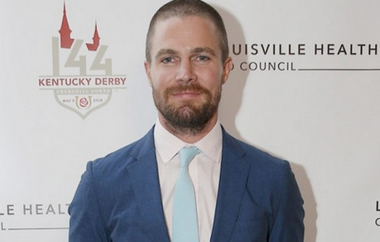 (05 May 2018) Stephen Amell At Kentucky Derby 144
