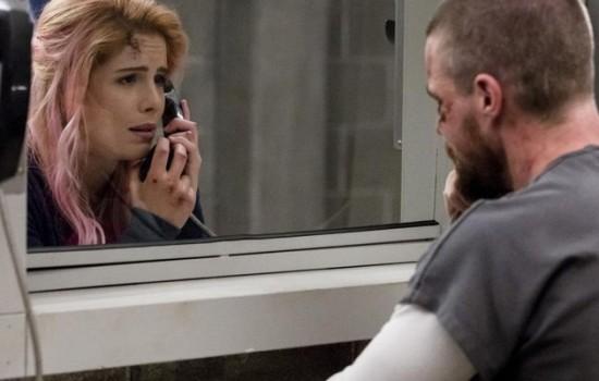 Arrow: 7×01 'Inmate 4587' Episode Stills