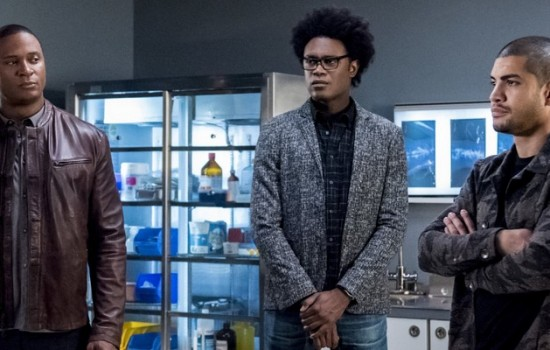 Arrow: 7×04 'Level Two' Video Promo, Press Release, Episode Stills