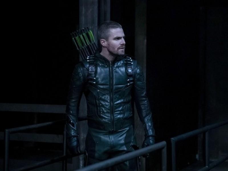 Arrow: 7×11 'Past Sins' Press Release, Episode Stills