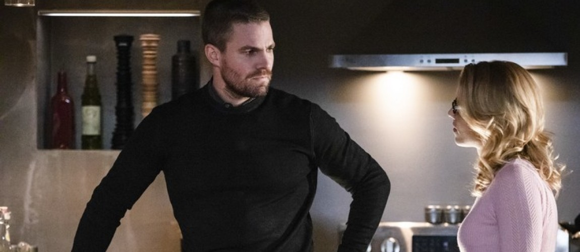 Arrow: 7×13 'Star City Slayer' Video, Press Release, Episode Stills