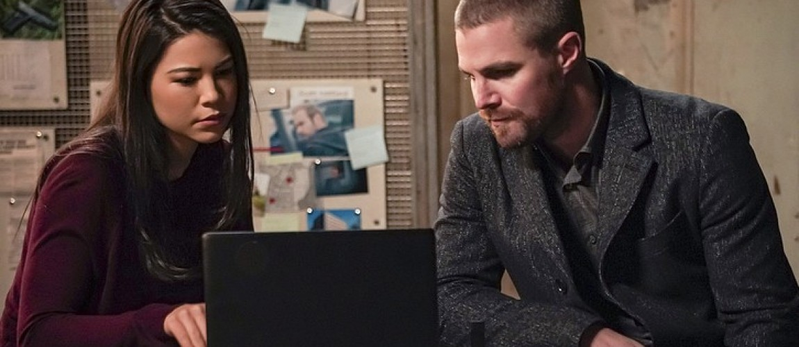 Arrow: 7×14 'Brothers & Sisters' Video, Press Release, Episode Stills