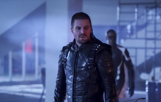 Arrow: 7×12 'Emerald Archer' Video, Press Release, Episode Stills