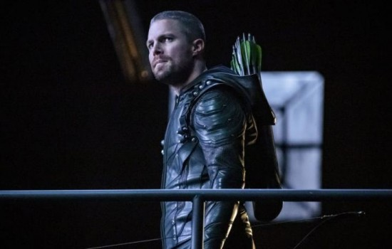 Arrow debuts first frailer for 8th and Final Season at Comic-Con