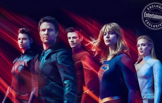 <i>Arrow</i> star <i>Stephen Amell</i> previews final season on EW cover