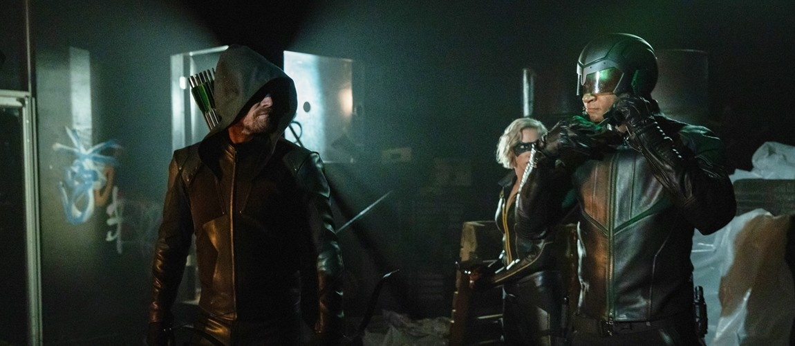 "Arrow: 8.01 ""Starling City"" Press Release + Promotional Photos"