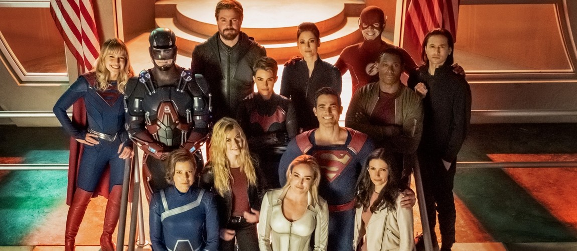 'Crisis on Infinite Earths' Trailers, Promotional Photos & Synopsis