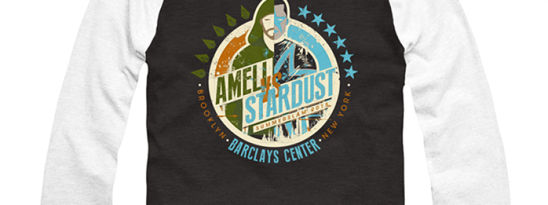 Amell vs. Stardust T-Shirt Campaign