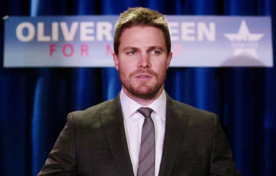 Stills & Screencaps: Arrow 4×15 'Taken'