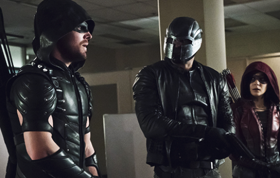Photos: Arrow 4×14 – 'Code of Silence' Episode Stills