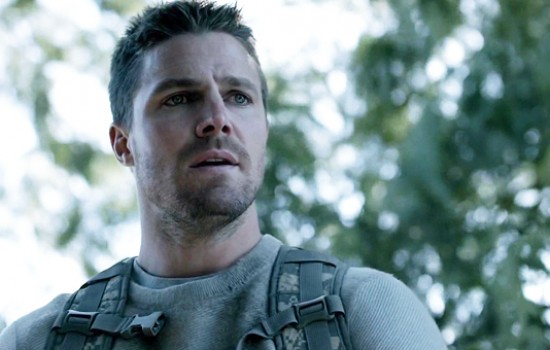 Stills & Screencaps: Arrow 4×21 'Monument Point'