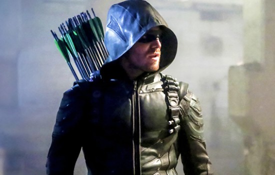 'Arrow' & 'Legends of Tomorrow' Season Premieres Stills