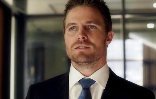 'Arrow' 5×03 'A Matter of Trust' Stills & Screencaps