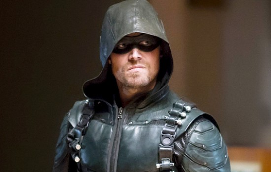 'Arrow' 5×07 'Vigilante' Stills & Screencaps