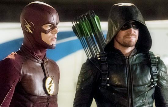 'The Flash' 3×08 'Invasion!' Stills & Screencaps