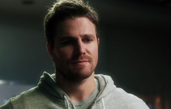 'Arrow' 5×15 'Fighting Fire with Fire' Stills & Screencaps