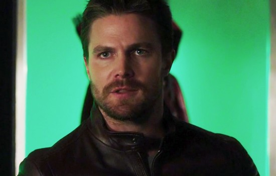 'Arrow' 5×22 'Missing' Stills & Screencaps