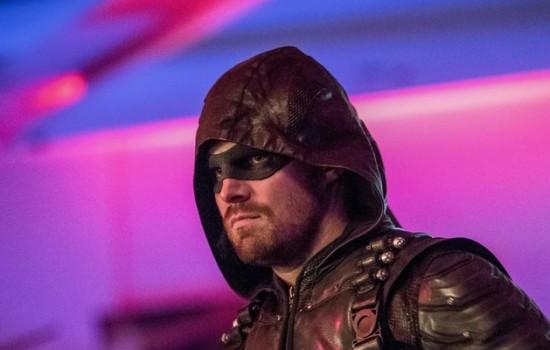 Arrow: 6×15 'Doppelgänger' Episode Stills