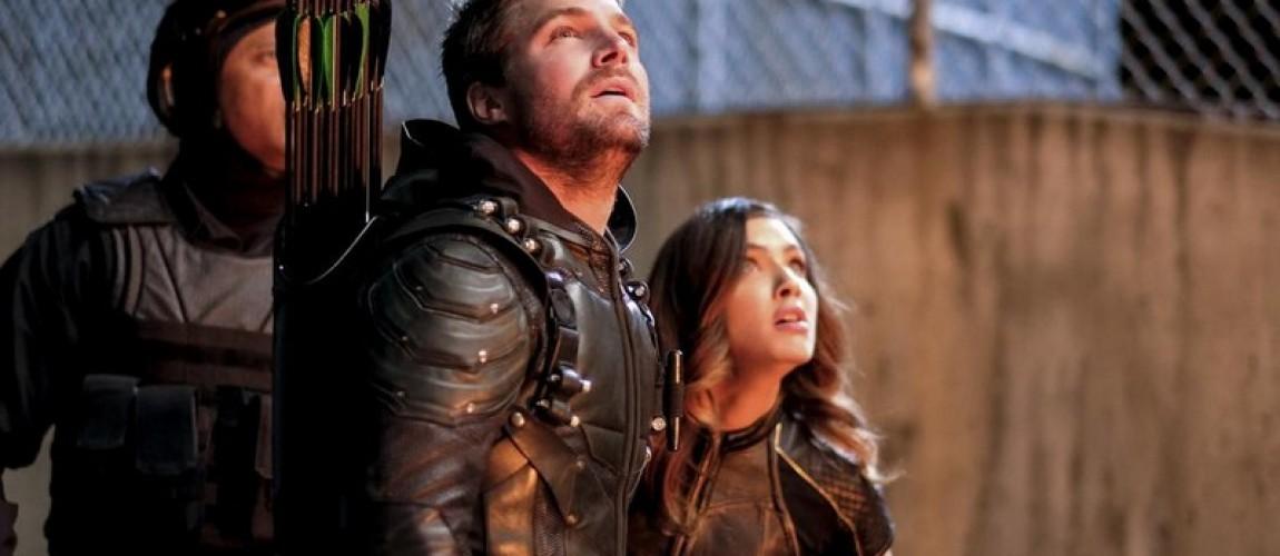 Arrow: 6×22 'The Ties that Bind' Video Promo, Inside & Sneak Peek, Episode Stills & Press Release