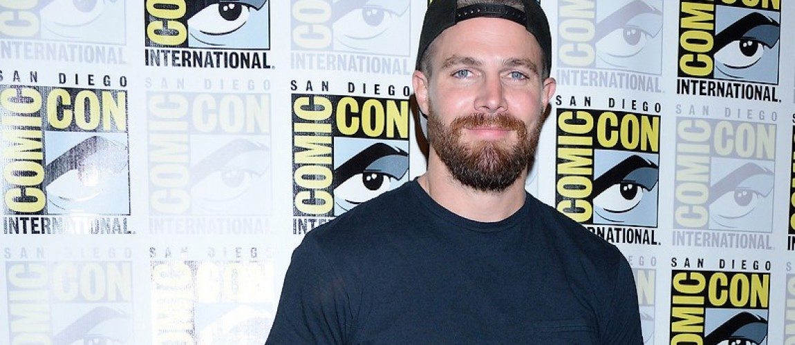 (21 July 2018) Stephen Amell At the Comic-Con International