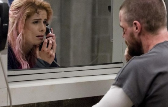 Arrow: 7×01 'Inmate 4587' Episode Stills