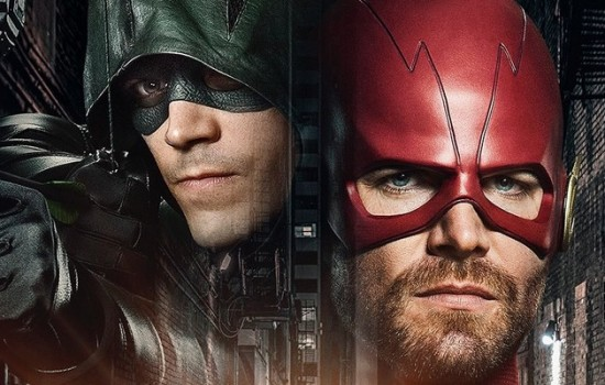Elseworlds : Crossover Poster