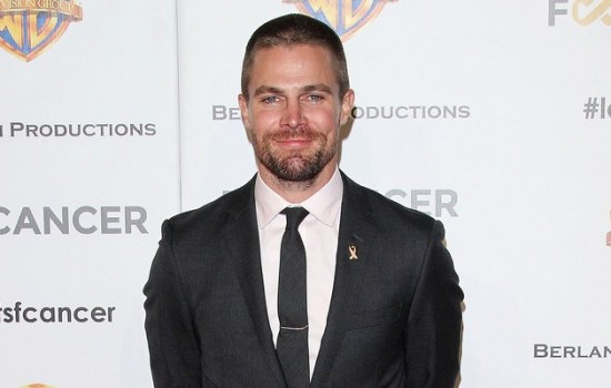 (13 October 2018) Stephen Amell at FCancers 1st Annual Barbara Berlanti Heroes Gala
